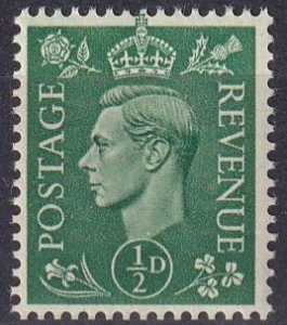 Great Britain #235  MNH  (K2454)