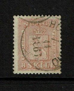 Norway SC# 9, Used - S9191