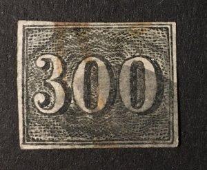 Brazil Sc. #27, used