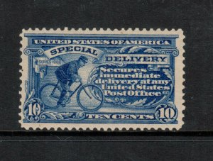 USA #E6 Very Fine Never Hinged **With Certificate**