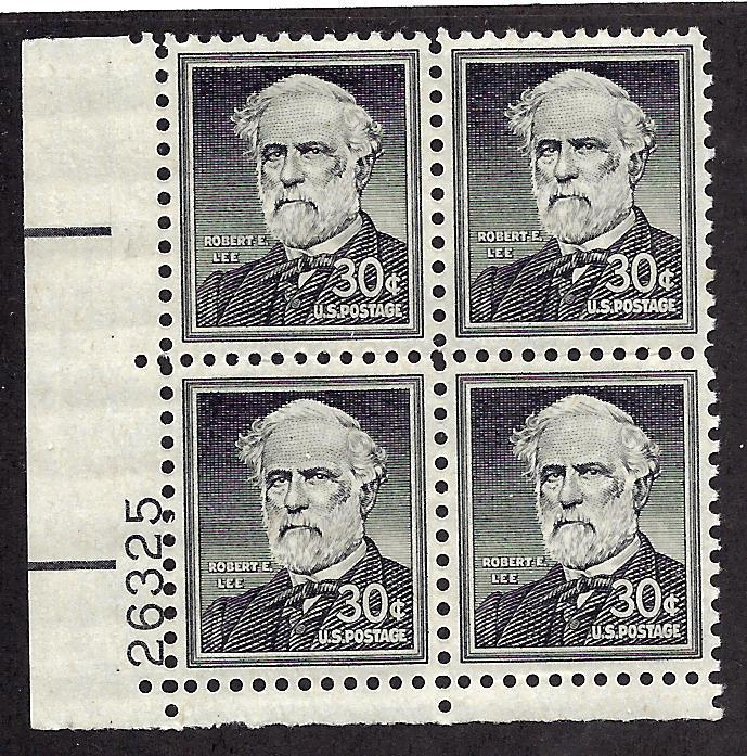 1049 Mint,OG,NH... Plate Block of 4