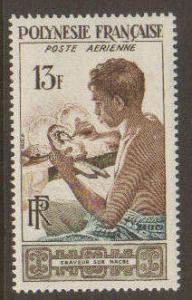 French Polynesia #C24 Mint