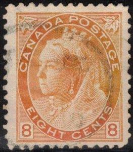 Canada Scott #82 Used