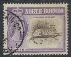 North Borneo SG 393 SC# 282   MVLH  see details