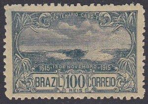 Brazil Sc #195 Mint Hinged