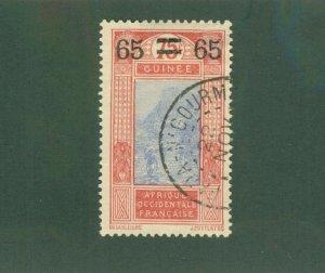 REP OF GUINEE 108 USED BIN$ 1.60