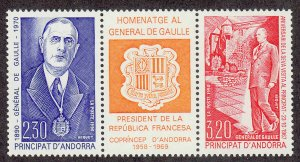 Andorra-French - 1990 - SC 400a - LH