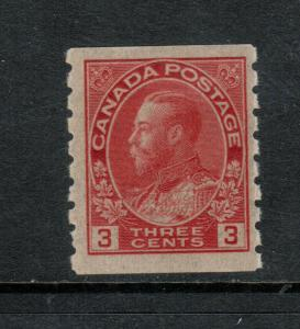 Canada #130 Mint Fine Never Hinged