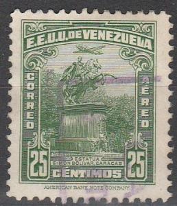 Venezuela #C244 F-VF Used  (S2667)