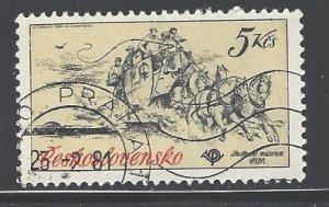 Czechoslovakia Sc # 2346 used (DDT)