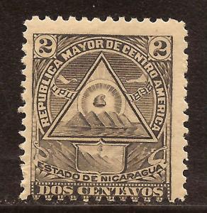 Nicaragua  # 109 B  Mint