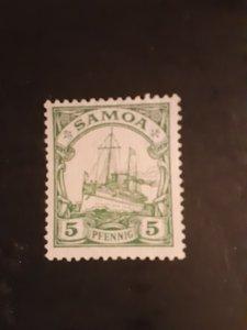 *Samoa #57                  MNG