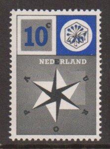 Netherlands   #372   MNH   1957  Europa  10c