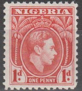 Nigeria #54 MNH F-VF  (SU626)