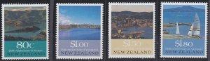 New Zealand 993-996 MNH (1990)