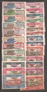 New Caledonia  SC   182-207  Used