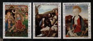 Dahomey Scott C46-8 Mint NH (Catalog Value $16.75)