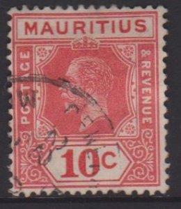 Mauritius Sc#187a Used