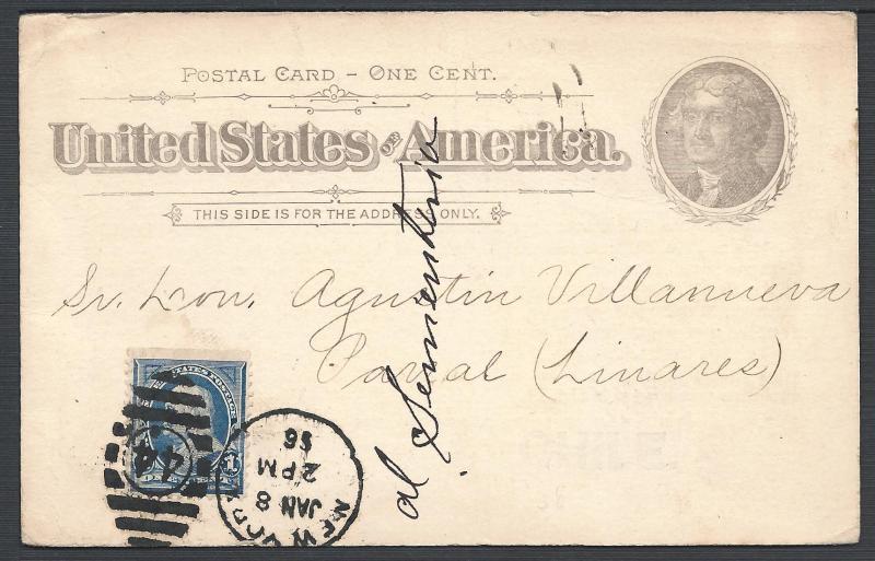 UX12var, S15, Used, Postal Cards