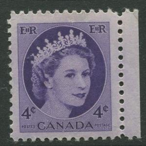 STAMP STATION PERTH Canada #340 QEII Definitive Issue1954 MNH CV$0.25