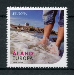 Aland Åland 2012 -EUROPA MNH Single # 330