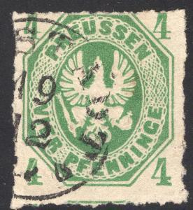 PRUSSIA SCOTT 15A