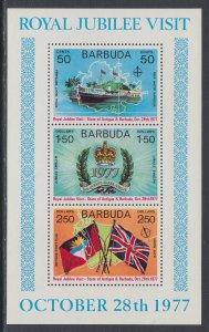Barbuda 304a Souvenir Sheet MNH VF