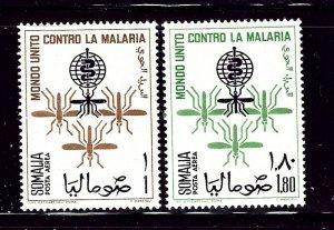Somalia C85-86 MLH 1962 Fight Malaria