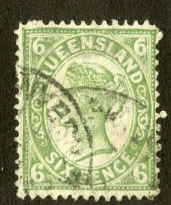 QUEENSLAND 120 USED SCV $3.75 BIN $1.75