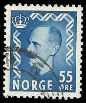 Norway - 324 - Used - SCV-0.40