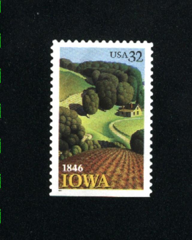 USA #3088  2  used 1996 PD