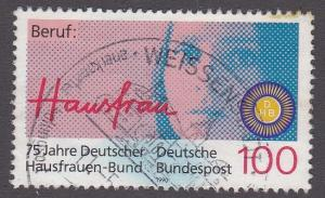 Germany # 1600, Association of Housewifes, Used