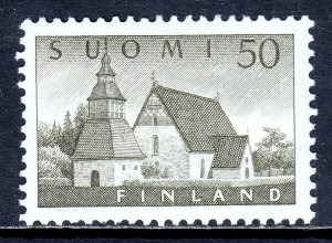 Finland - Scott #338 - MH - Hinge crease - SCV $8.50