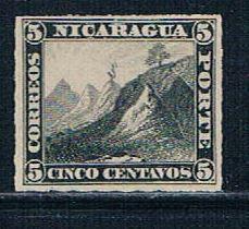 Nicaragua 10 MNG Liberty Cap (N0198)