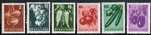 Bulgaria  #1020-1025  Mint NH CV $3.65
