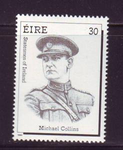 Ireland Sc 807 1990 Michael Collins stamp mint NH