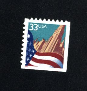 USA # 3279  1  used 1999 PD .08