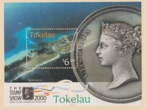 Tokelau Islands Scott #283 Stamps - Mint NH Souvenir Sheet