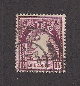 IRELAND SC# 67 F-VF U 1922
