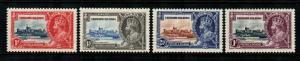 Leeward Islands #96-99  Mint  Scott $35.75