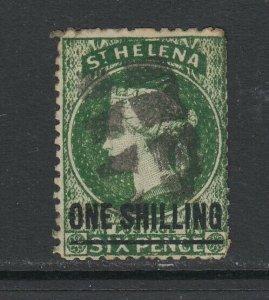 St. Helena, Scott 32 (SG 26), used