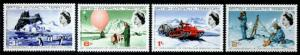 British Antarctic Territory 20-3 MNH Penguins, Research