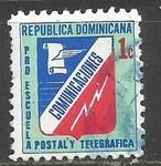 Dominican Republic RA63 VFU Z683-10