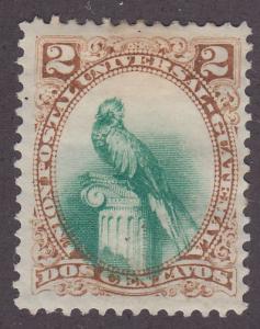 Guatemala 22 Quetzal 1881