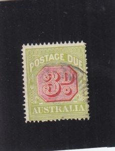 Australia: Sc #J60, Used (35916)