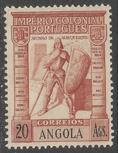 ANGOLA 291 MNH VASCO DE GAMA Z210