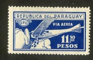 PARAGUAY C12 MH BIN $.50