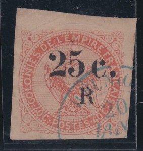 Reunion 1885 SC 4 Used