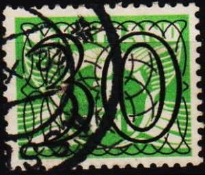 Netherlands. 1940 30 on 3c. S.G.531 Fine Used
