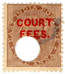 (I.B) India Revenue : Court Fees 1a (Provisional)